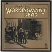 Click here for more info about 'Grateful Dead - The Workingman's Dead - 2nd'