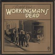 Click here for more info about 'The Workingman's Dead - 1st'