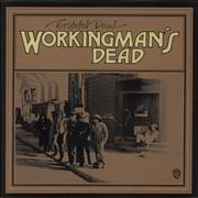 Click here for more info about 'Grateful Dead - Workingman's Dead - Burbank label'