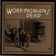 Click here for more info about 'Grateful Dead - Workingman's Dead - Green label'