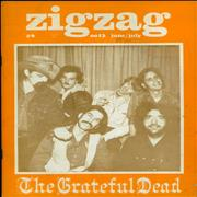 Click here for more info about 'Grateful Dead - Zig Zag Magazine No. 13'