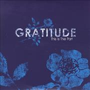 Click here for more info about 'Gratitude - This Is The Part'
