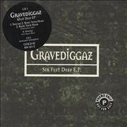Click here for more info about 'Gravediggaz - Six Feet Deep EP'