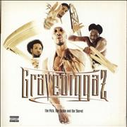 Click here for more info about 'Gravediggaz - The Pick, The Sickle And The Shovel'