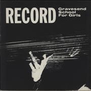 Click here for more info about 'Gravesend School For Girls - Record'