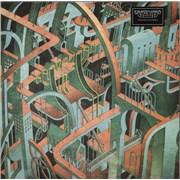 Click here for more info about 'Graveyard - Innocence & Decadence - Orange & Green Split Vinyl'