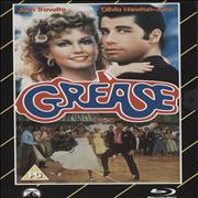 Click here for more info about 'Grease - DVD & Blu-Ray + VHS-style Packaging'