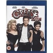 Grease Grease Live! UK Blu Ray