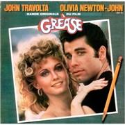 Grease Grease France 2-LP vinyl set
