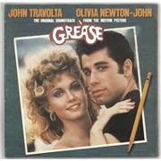 Grease Grease UK 2-LP vinyl set
