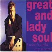 Click here for more info about 'Great And Lady Soul - I Won't Hold My Breath'