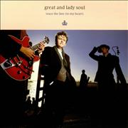 Click here for more info about 'Great And Lady Soul - Trace The Line (To My Heart)'
