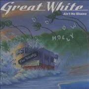 Click here for more info about 'Great White - Ain't No Shame'
