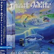 Click here for more info about 'Great White - Can't Get There From Here'