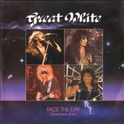 Click here for more info about 'Great White - Face The Day'