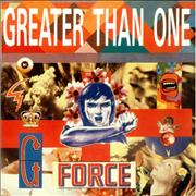 Click here for more info about 'Greater Than One - G-Force'