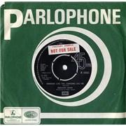 "Greater Union Someone Like You, Someone Like Me - Sample UK 7"" vinyl"