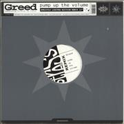 Click here for more info about 'Greed - Pump Up The Volume'
