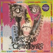 Click here for more info about 'Green Apple Quick Step - Ludes And Cherrybombs - Purple Vinyl'