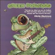 Click here for more info about 'Green Bullfrog - Natural Magic'