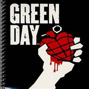 Click here for more info about 'Green Day - American Idiot A4 Note Book'