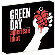 Click here for more info about 'Green Day - American Idiot Canvas Print'