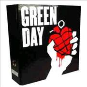 Click here for more info about 'Green Day - American Idiot Lever Arch File'