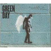 Green Day Boulevard Of Broken Dreams UK 2-CD single set