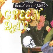 Click here for more info about 'Green Day - Brain Stew / Jaded'