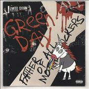 Click here for more info about 'Green Day - Father Of All... - Red Vinyl - Sealed'