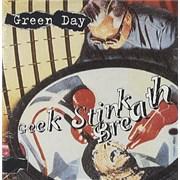 Green Day Geek Stink Breath - Wallet Germany CD single