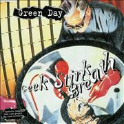 Click here for more info about 'Green Day - Geek Stink Breath'