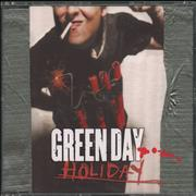 Click here for more info about 'Green Day - Holiday - CD1'