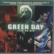Click here for more info about 'Green Day - Live On Air'