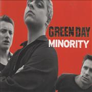 Click here for more info about 'Green Day - Minority'