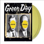 Click here for more info about 'Green Day - Nimrod: 20th Anniversary - Yellow Vinyl - Sealed'