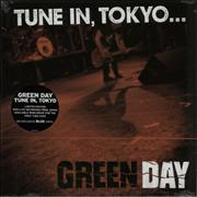 Click here for more info about 'Green Day - Tune In, Tokyo... - RSD - Blue Vinyl - Sealed'