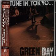 Click here for more info about 'Green Day - Tune In Tokyo + Obi'