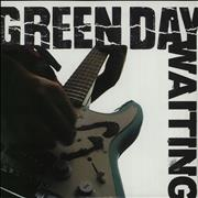 Click here for more info about 'Green Day - Waiting - Green Vinyl'