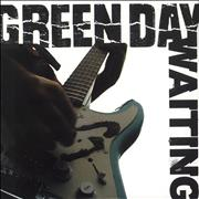Click here for more info about 'Green Day - Waiting - Light Blue Vinyl'