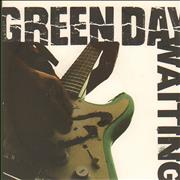 Click here for more info about 'Green Day - Waiting - Pink Vinyl'