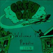 Click here for more info about ' - Welcome To Paradise - Numbered'