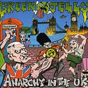 Click here for more info about 'Green Jelly - Anarchy In The UK - Poster Sleeve'