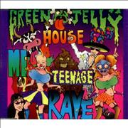 Click here for more info about 'Green Jelly - House Me Teenage Rave'