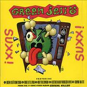 Click here for more info about 'Green Jelly - Suxx'