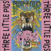 Click here for more info about 'Green Jelly - Three Little Pigs'