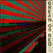 Click here for more info about 'Green On Red - Gas Food Lodging - Red Vinyl'