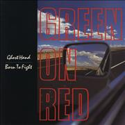Click here for more info about 'Green On Red - Ghost Hand'