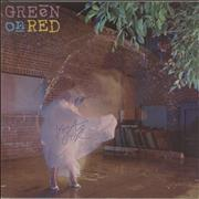 Click here for more info about 'Green On Red - Autographed'