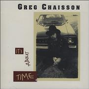 Click here for more info about 'Greg Chaisson - It's About Time'